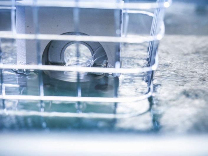 Ultrasonic Detergents